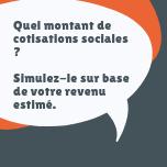 Simulateur cotisations sociales