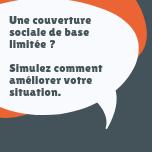 Simulateur couverture sociale