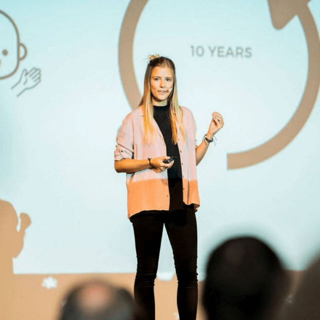Entrepreneur à l'honneur : Caroline Haniszewski