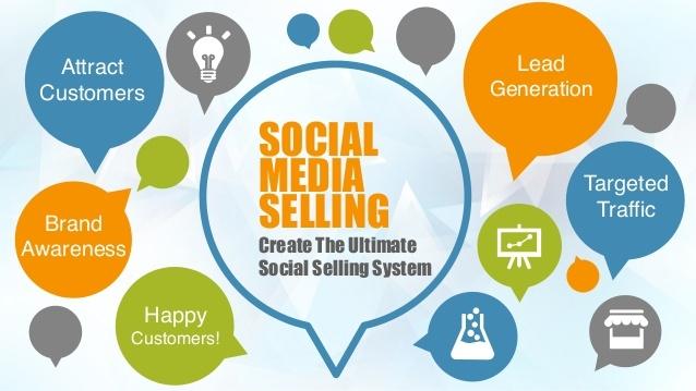 Les 4 dimensions du social selling