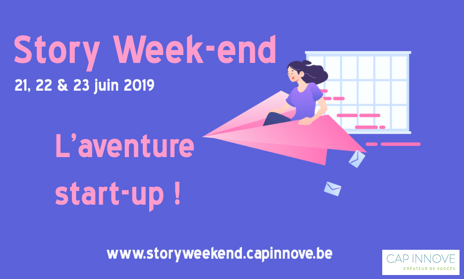 Week-end entrepreneurs : Story Week-end