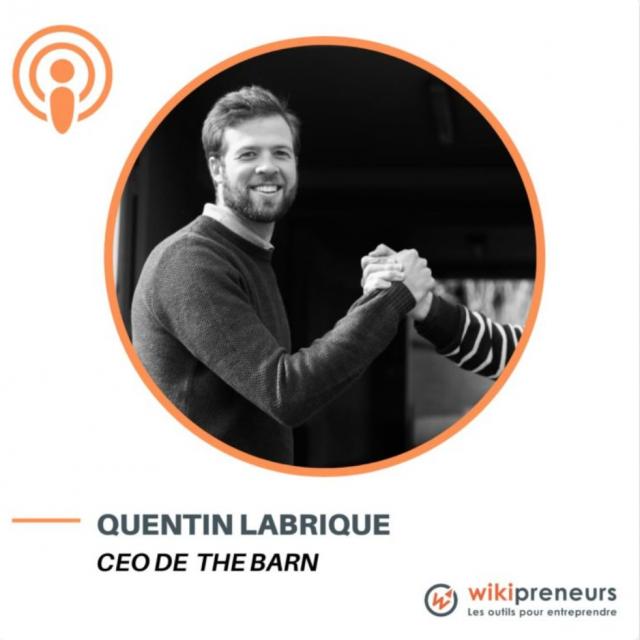Episode 2 - The Barn - un business model gagnant avec peu de marges